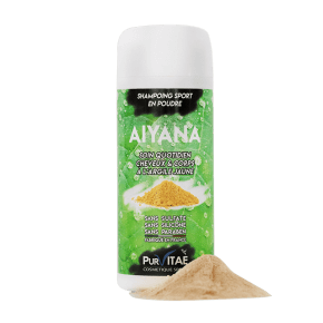 Sports vegetable shampoo AIYANA