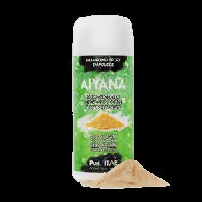 Shampoing végétal sport AIYANA