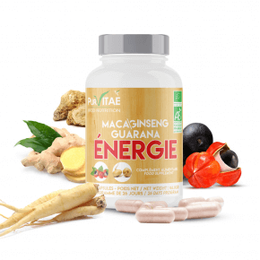 ENERGY Maca Ginseng Guarana...