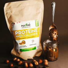 Protéine Whey Collagène