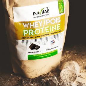 Protéine Whey Pois Pur Vitaé