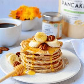 Protein Pancakes Apple...