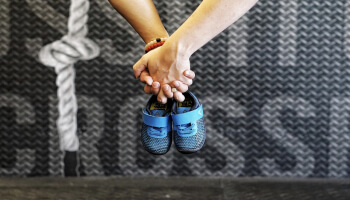 Being a parent and a crossfitter, how to find the balance?