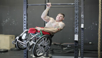Adaptive CrossFit - When sport has no borders