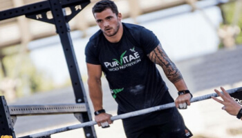 Willy Georges sera au Dubai Fitness Championship 2017