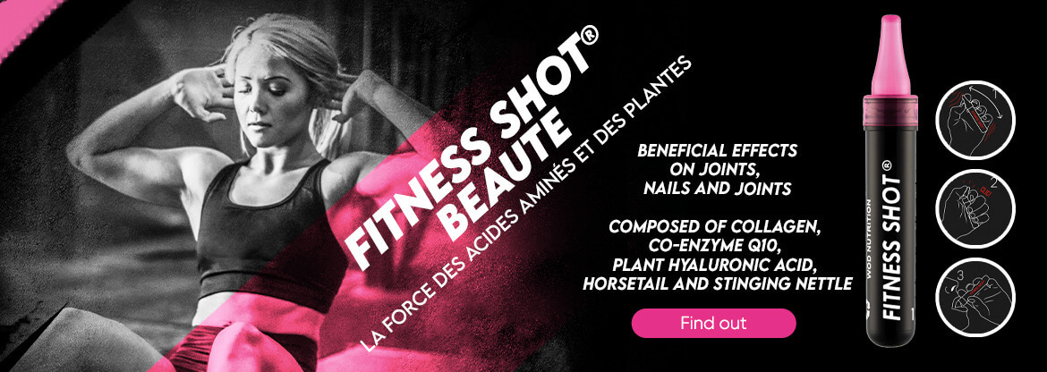 FITNESS SHOT® Beauté