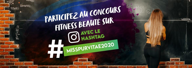 Concours Miss Pur Vitaé